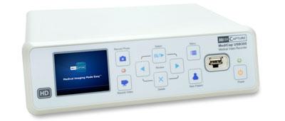 медицинский видеорегистратор Medicap USB300