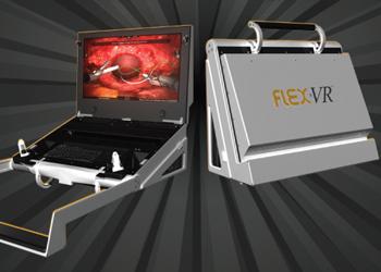 FlexVR — новейший симулятор роботизированной хирургии