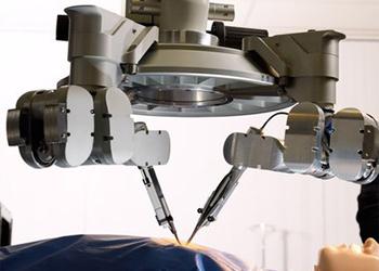 Новый медицинский робот для микрохирургии
