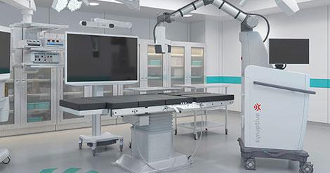 Роботизированный микроскоп для нейрохирургии