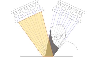 бестеневой хирургический светильник