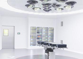 Интегрированные операционные залы