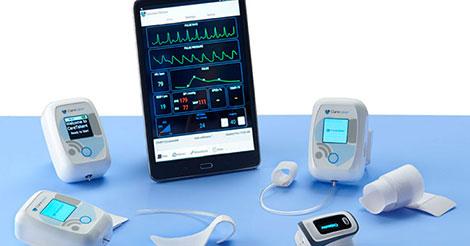 Первый портативный монитор пациента Caretaker установлен в Украине
