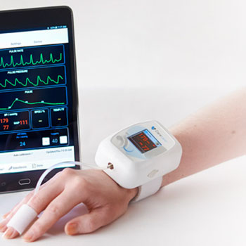 Монитор пациента CareTaker